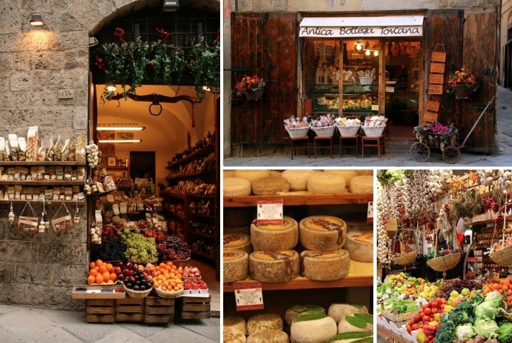 For foodies, Tuscany is a dream destination - NewTuscanExperience