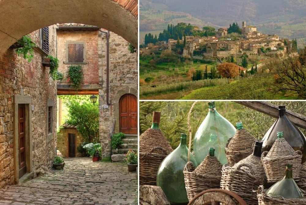 Tailor-made itineraries - NewTuscanExperience