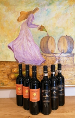 Option 19 - Brunello and Vignalsole (6 bottles)